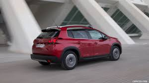 peugeot 2008 2017 2017 peugeot 2008 rear three quarter hd wallpaper 295