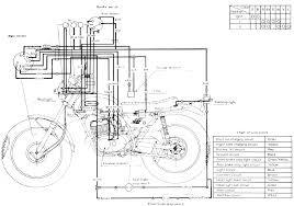 dt1 250 dt1b 250 enduro motorcycle wiring schematics diagram