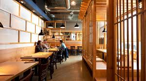 Japanese Dining Room Kuu Brings Stunning Japanese Decor And Lunchtime Hours To Burnside