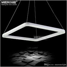 Square Ceiling Light Fixture by Discount Modern Led Light Fixture Acrylic Pendant Light Modern Led