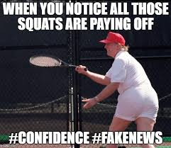 Squat Meme - trump squat booty imgflip