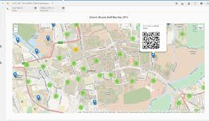 Leaflet Google Maps Lumira Extensions For Maps And Qrcodes Sap Blogs