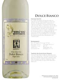 27 best white wines images damiani wine cellars press
