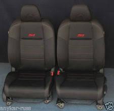 2007 Civic Si Interior Seats For Honda Civic Ebay