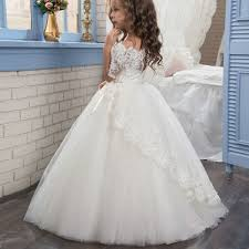 vintage communion dresses the shoulder half sleeve lace holy communion dresses gown