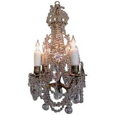 Crystal And Bronze Chandelier Antique French Chandeliers The Uk U0027s Premier Antiques Portal