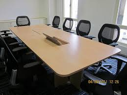 conference table pop up meeting trend modular s