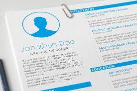 Resume Portfolio Template Resume Cover Letter U0026 Portfolio Resume Templates Creative Market