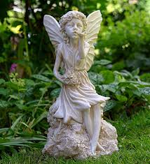 make a wish garden statue secret garden