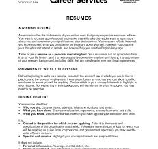 resume objective sle general journal strikingly design accounting resume objective career hospitality