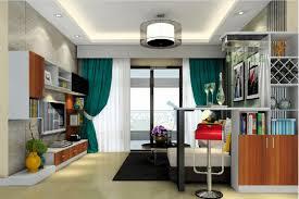Living Room Bar Partition Interior Design Part 2