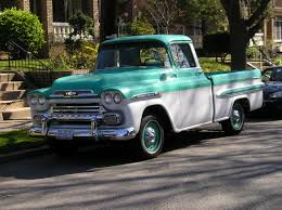 Oldride Classic Trucks Chevrolet - paint schemes 1959 apache 31 pinterest chevy apache paint