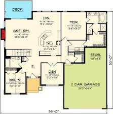 small open concept house plans scintillating house plans open concept bungalow pictures best