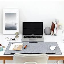 coussin de bureau bureau bureau tapis de souris pad porte stylo feutre de