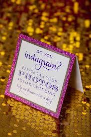 Wedding Day Sayings How To Instagram Your Wedding
