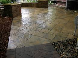 Travertine Patio Portfolio Albums Explorer Yardmasters Landscaping Company