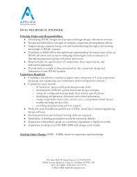 mechanical engineer resume example hvac site engineer resume free resume example and writing download mechanical engineering hvac design great hvac resume sample