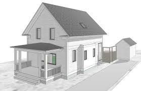 house project early thoughts on the greenfield project architect robert
