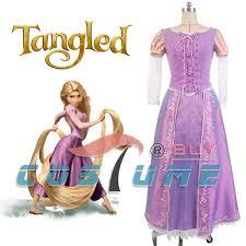 Tangled Halloween Costume Adults Cheap Tangled Costume Adults Aliexpress