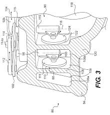 patent us8196403 turbocharger having balance valve wastegate