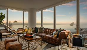 Interior Designers San Francisco Ken Fulk Designs A San Francisco High Rise Apartment Building For
