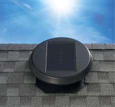 solar attic vent fan solar attic fans 3 best solar powered attic fans
