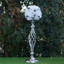 Tall Metal Vases For Wedding Centerpieces by Wedding Centerpiece Vases Ebay