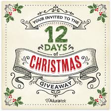 your invited to aluratek s 12 days of giveaway