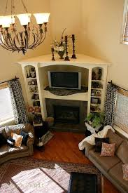 gorgeous home interiors country cottage string light tv stand fireplace furniture for