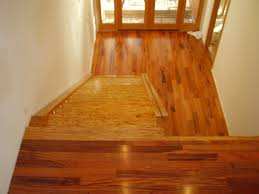 Laminate Floor Nosing 3200 Lb Free Floating Stairs West Vancvouer Integrity Woodworks