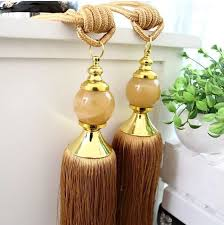 Large Drapery Tassels 37 Best Curtain Tassel Tiebacks Images On Pinterest Tassels