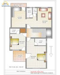 Two Bedroom Duplex Mesmerizing 3 Bedroom House Plan Indian Style Images Best
