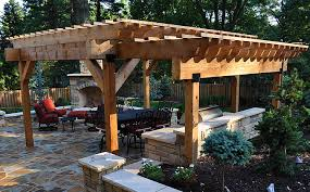 Backyard Fort Worth - arbor builders fort worth tx decks pergolas arbors fort