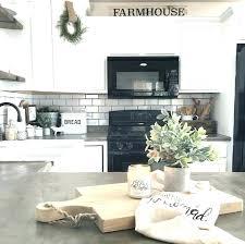 kitchen island decorating ideas decorating a kitchen island white and wood kitchen