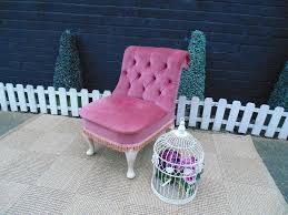 ladies bedroom chair absolutely stunning old pink velvet ladies bedroom chair in