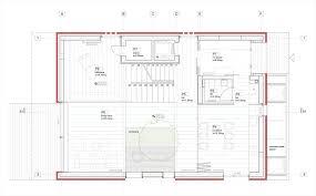 Single Family Floor Plans Gallery Of Single Family House Tolstoi Str Outline