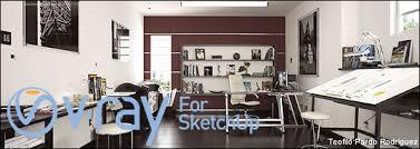 training for v ray for sketchup website of nosco consultancy