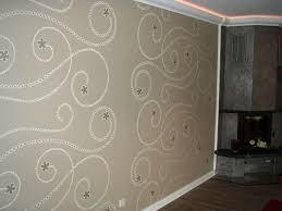 tapete wohnzimmer beige heimwerker renovieren tapeten selber tapezieren