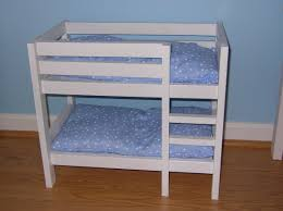 Ana White Bunk Bed Plans by Ana White Doll Bunk Beds Diy Projects