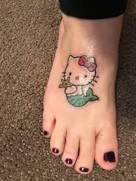 the cutest most creative hello kitty tattoos kitty tattoos