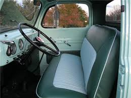 Ford Truck Interior 1952 Ford F 3 Tow Truck 117500