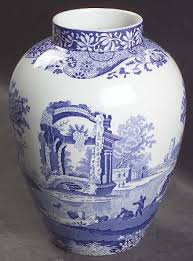 Spode Vases Spode Blue Italian Camilla Newer At Replacements Ltd Page 6