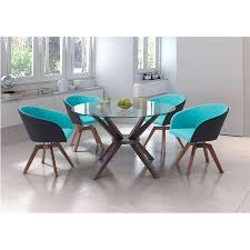 Dining Room Swivel Chairs Waldo Modern Swivel Chair Eurway Modern Furniture