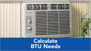 how to calculate the btu for your room air conditioner a j