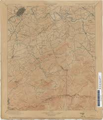 Cleveland Tennessee Map by