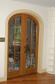 Pre Stained Interior Doors by Arch Top Doors Custom Made Built Wood Interior Exterior