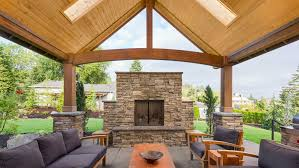 make your patio perfect with the right roof u2013 interior design