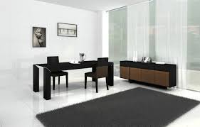 Black Modern Dining Room Sets The Design Contemporary Dining Room Sets Amaza Design
