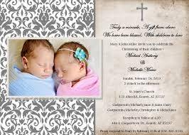 twin baptism invitations reduxsquad com