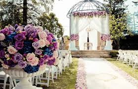 wedding backdrop garden 8 things to include in a garden wedding